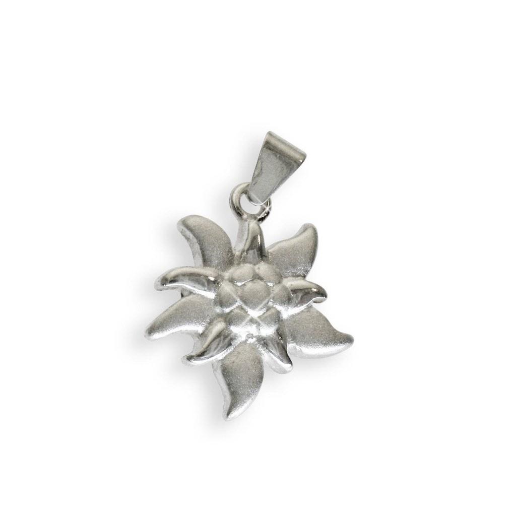 dd6b4313c5 Echt Sterling Silber 925 Anhänger Edelweiss (Art.215038)